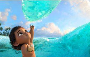 夏にぴったり★モアナと伝説の海を観るならU-NEXTで。